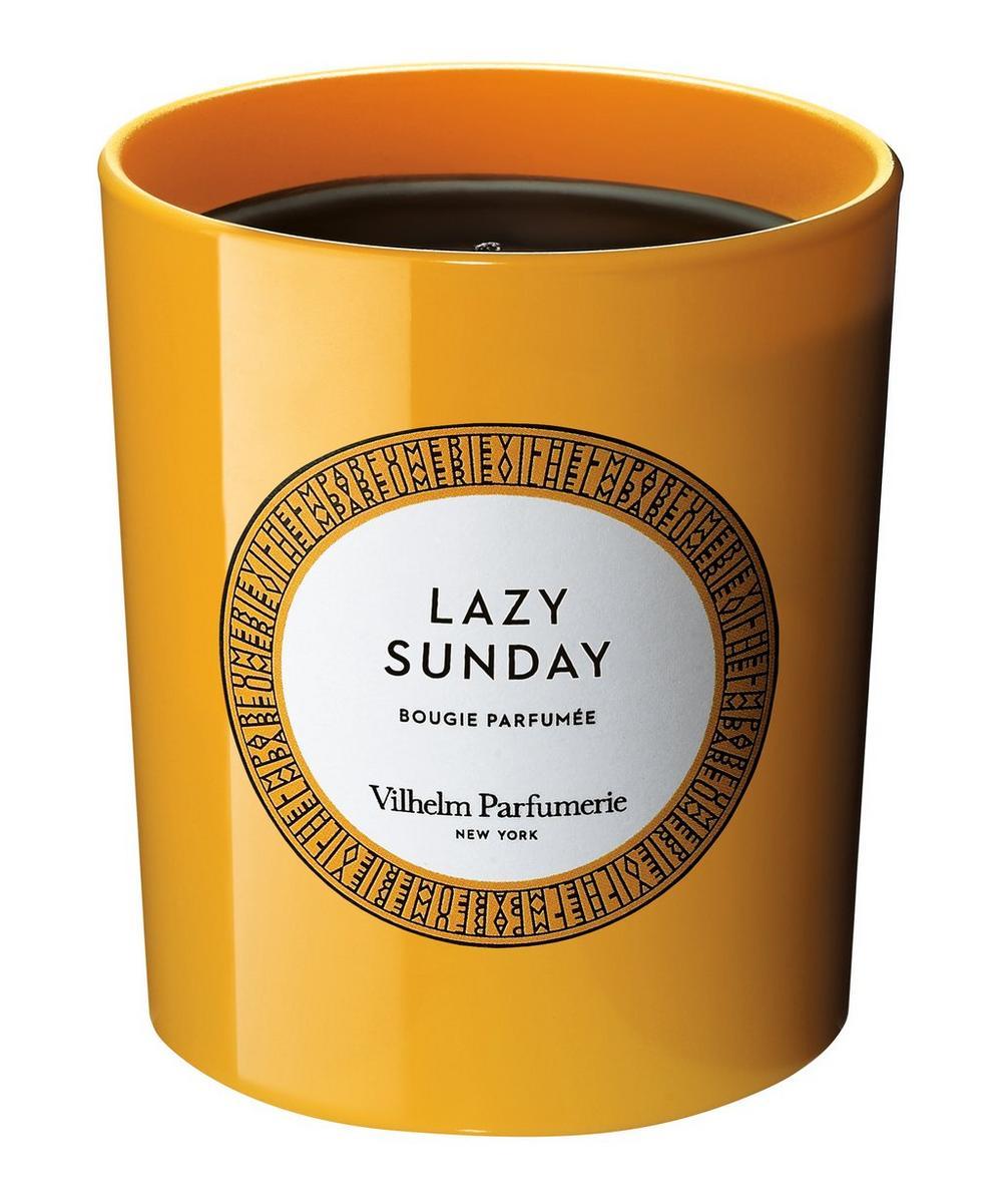 Lazy Sunday Candle