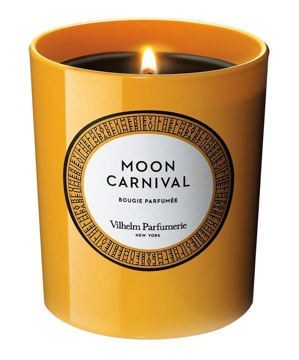 Moon Carnival Candle