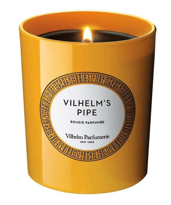Vilhelm's Pipe Candle