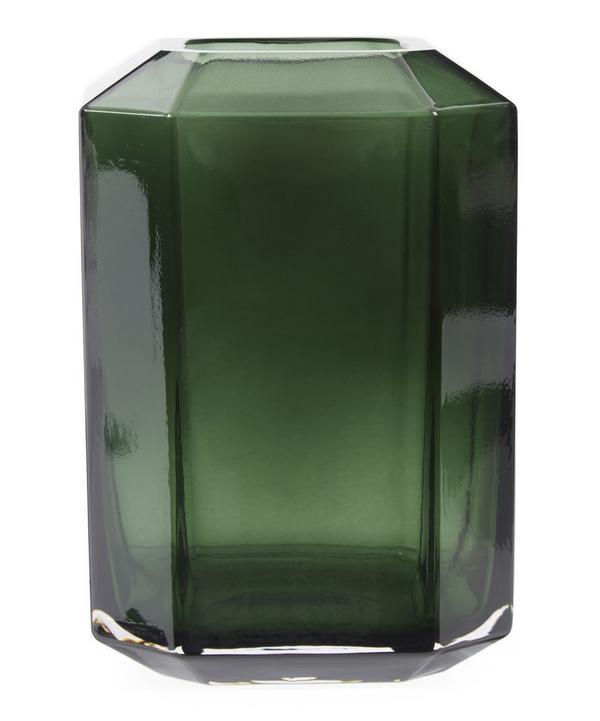 Jade Green Jewel Vase