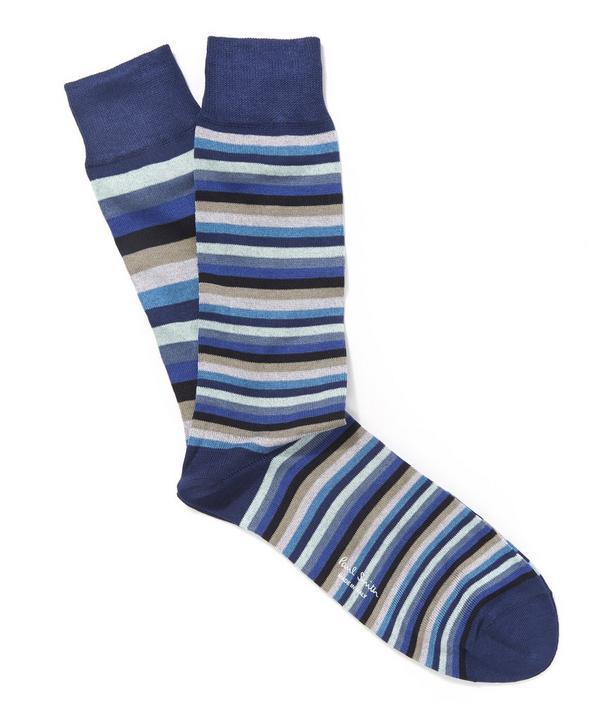 Odd Stripe Socks