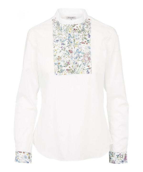 Square Bib Shirt