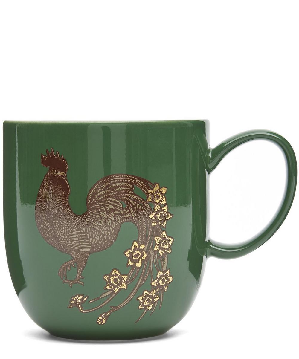 Puddin' Head Rooster Mug
