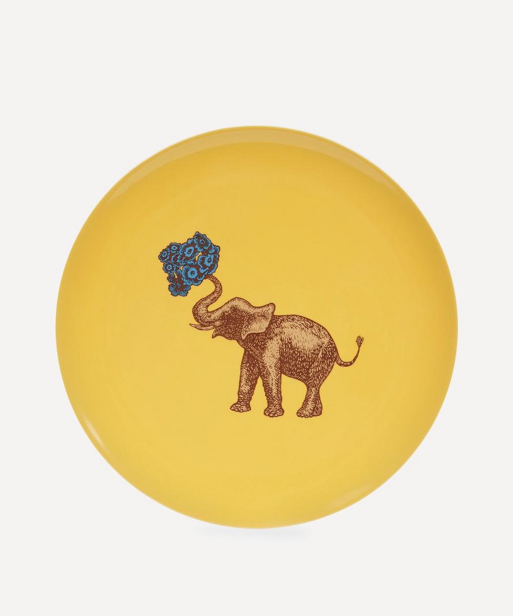 Elephant Large Plate