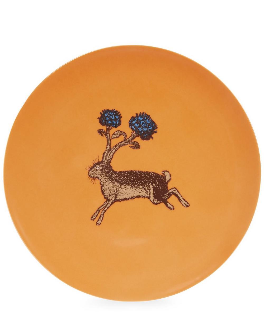 Rabbit Large Plate