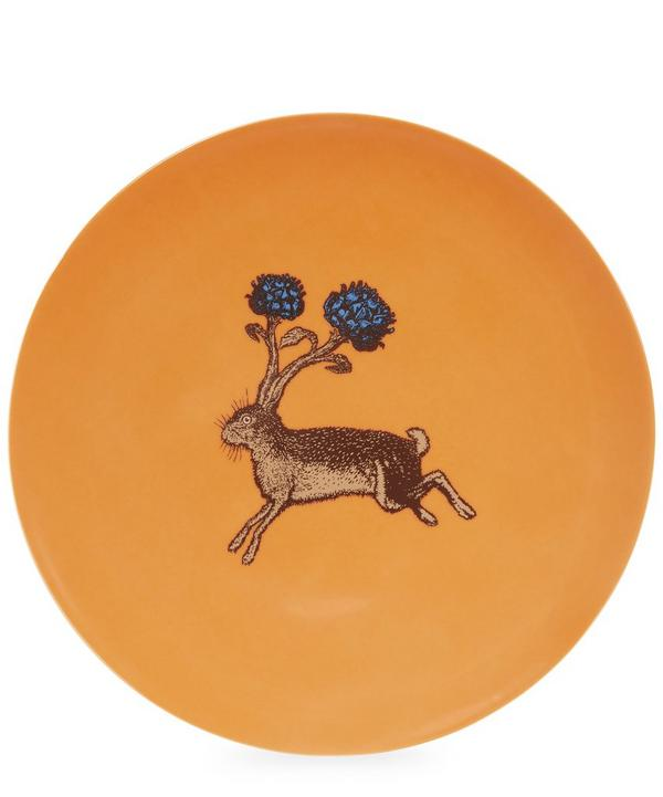 Rabbit Large Plate