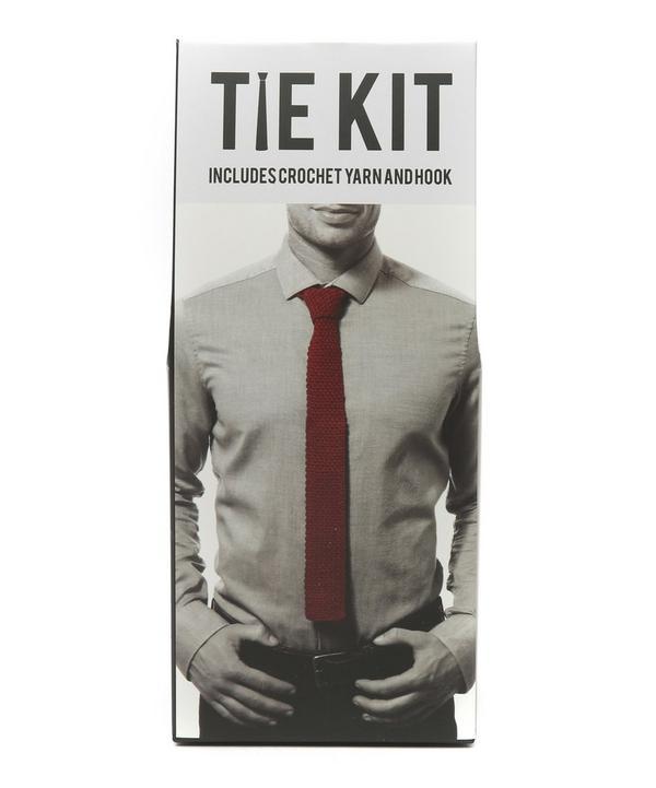 Crochet Tie Kit