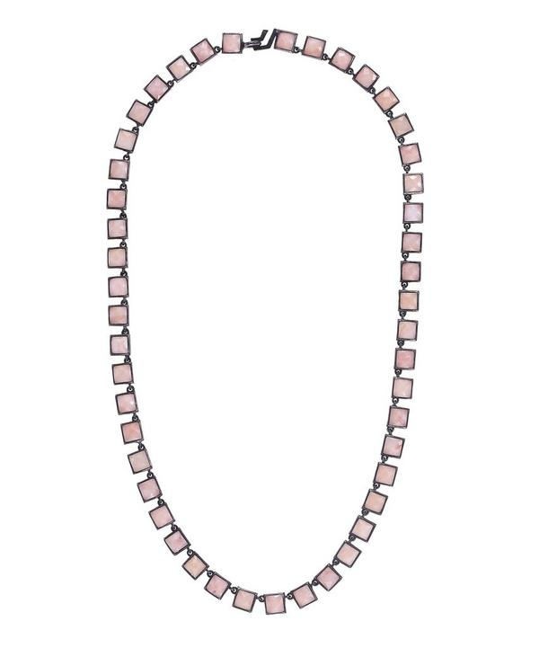 Opal Mosaic Necklace