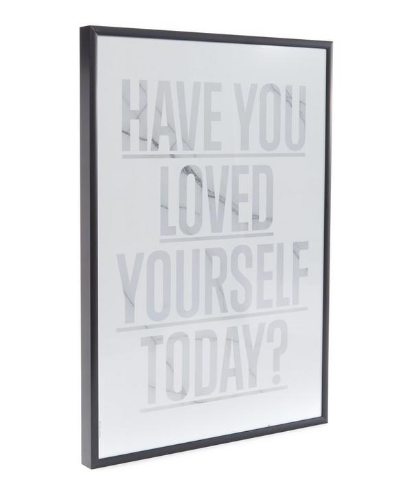 Loved Yourself Frame