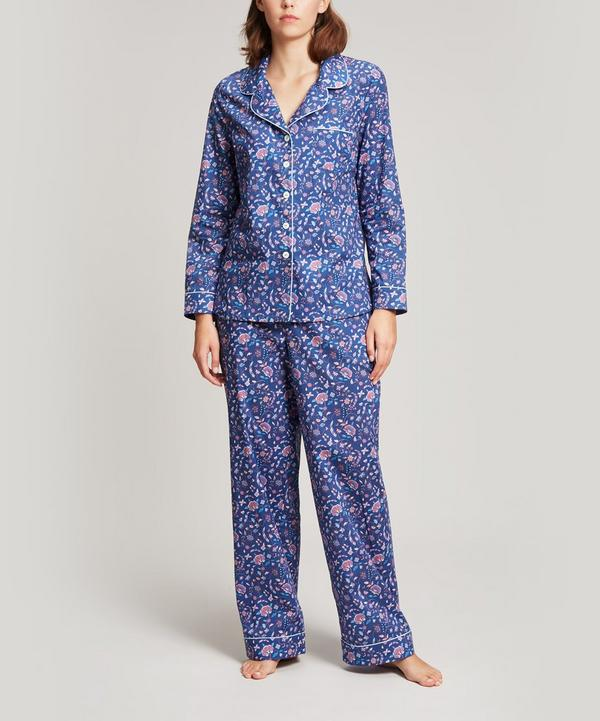 Garden Gates Cotton Pyjama Set