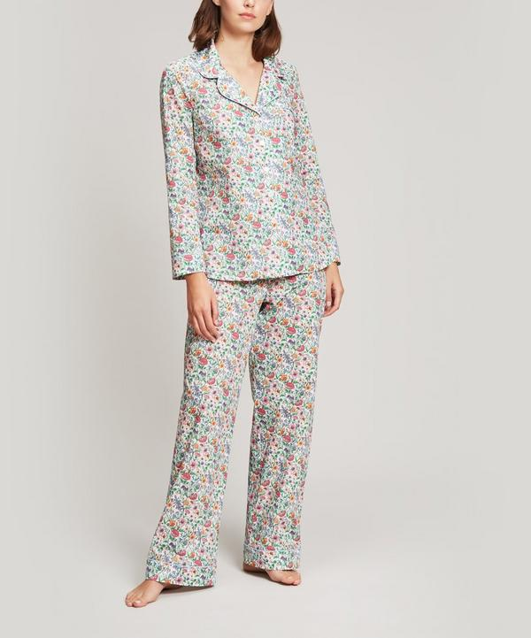 Rachel Long Cotton Pyjama Set