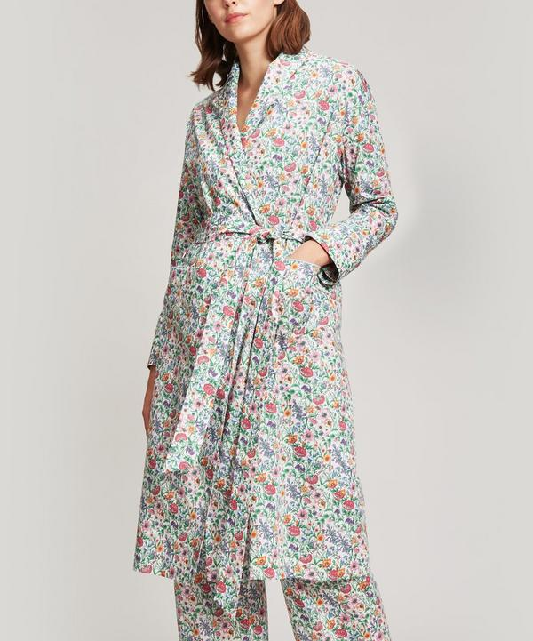 Rachel Long Cotton Robe