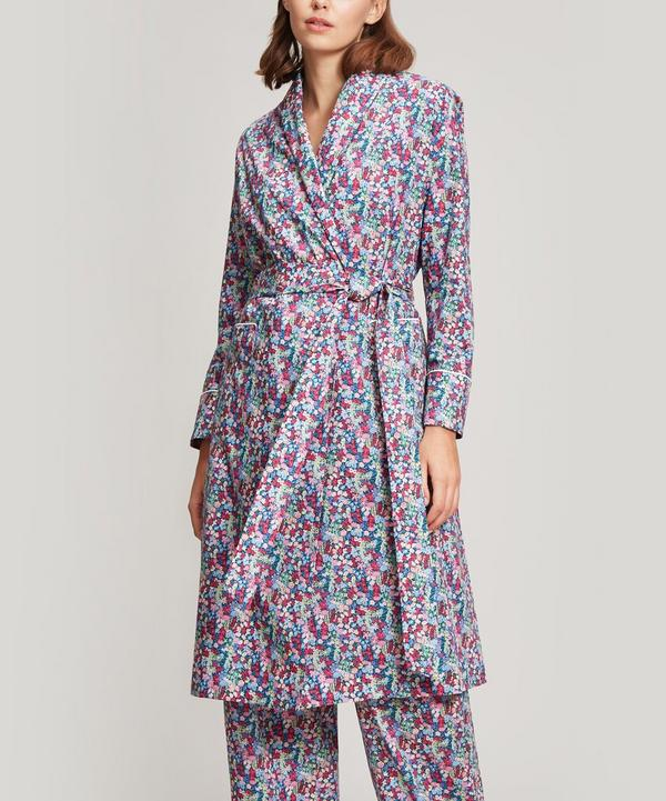 Emily Jane Long Cotton Robe