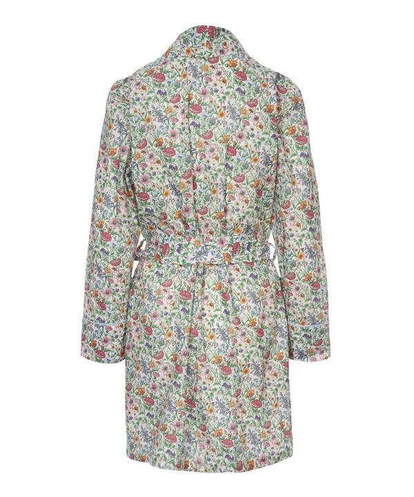 Rachel Short Cotton Robe