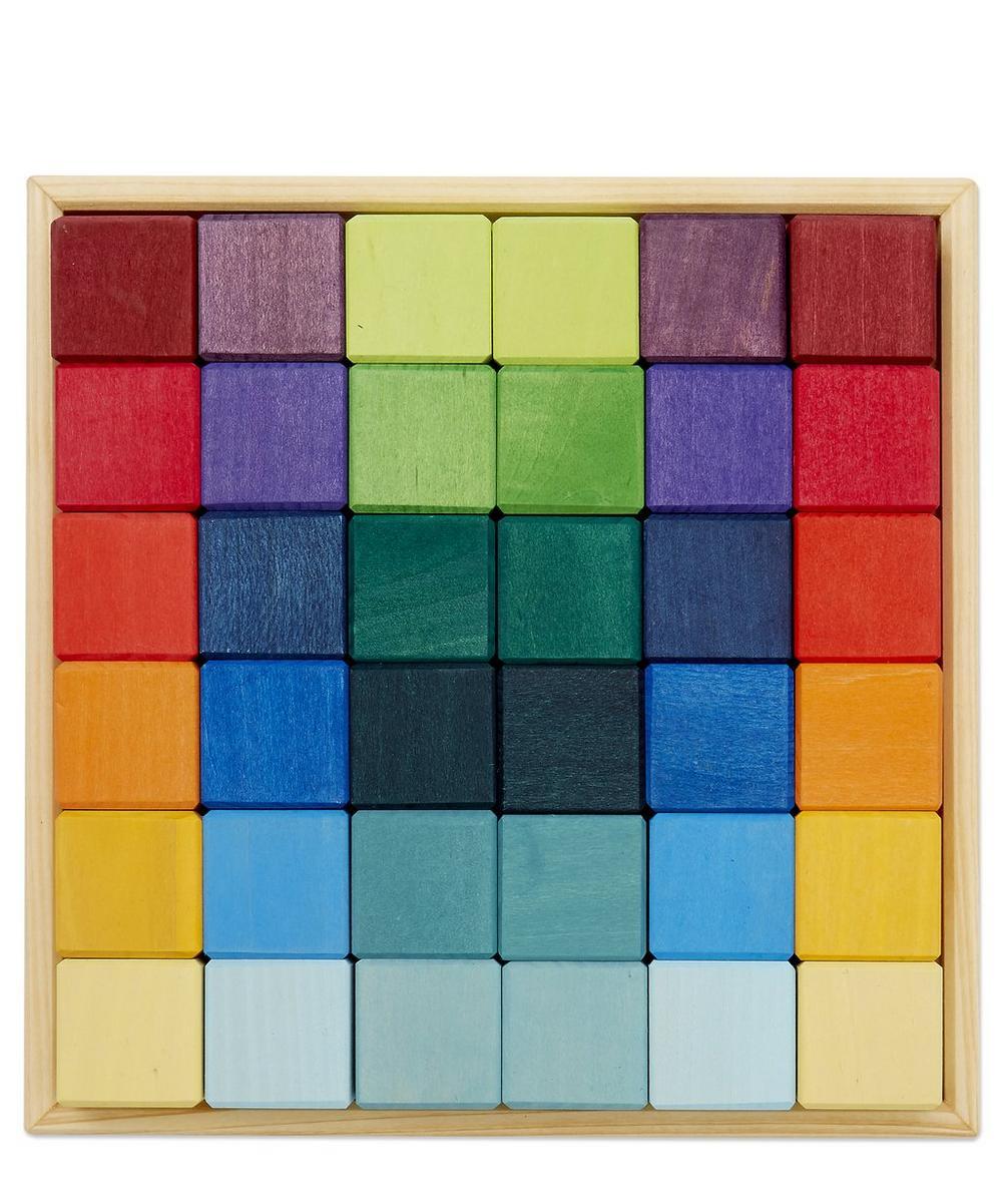 36 Cubes Square