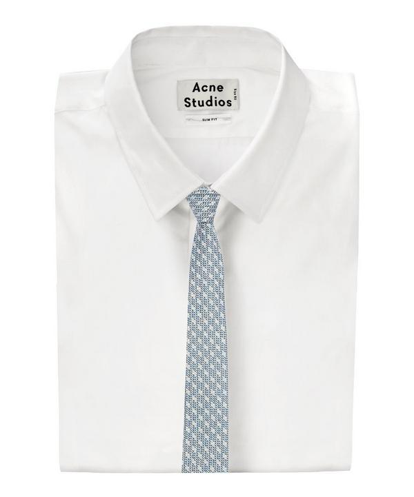 Melange Dot Tie