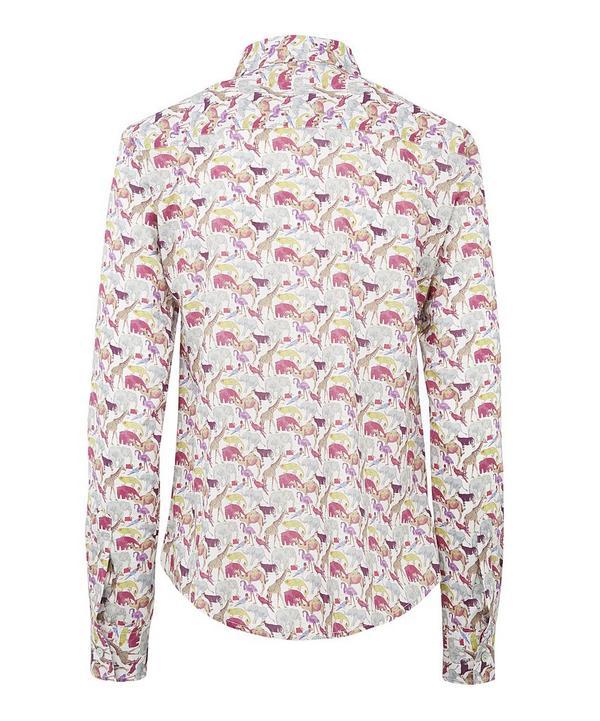Camilla Cotton Shirt