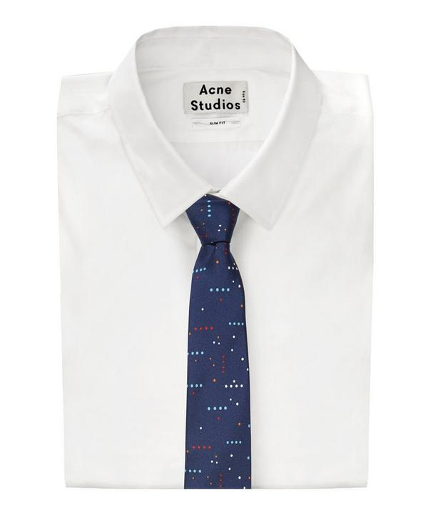 Multi Colour Spot Tie