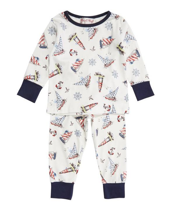 Nautical Pyjama Set