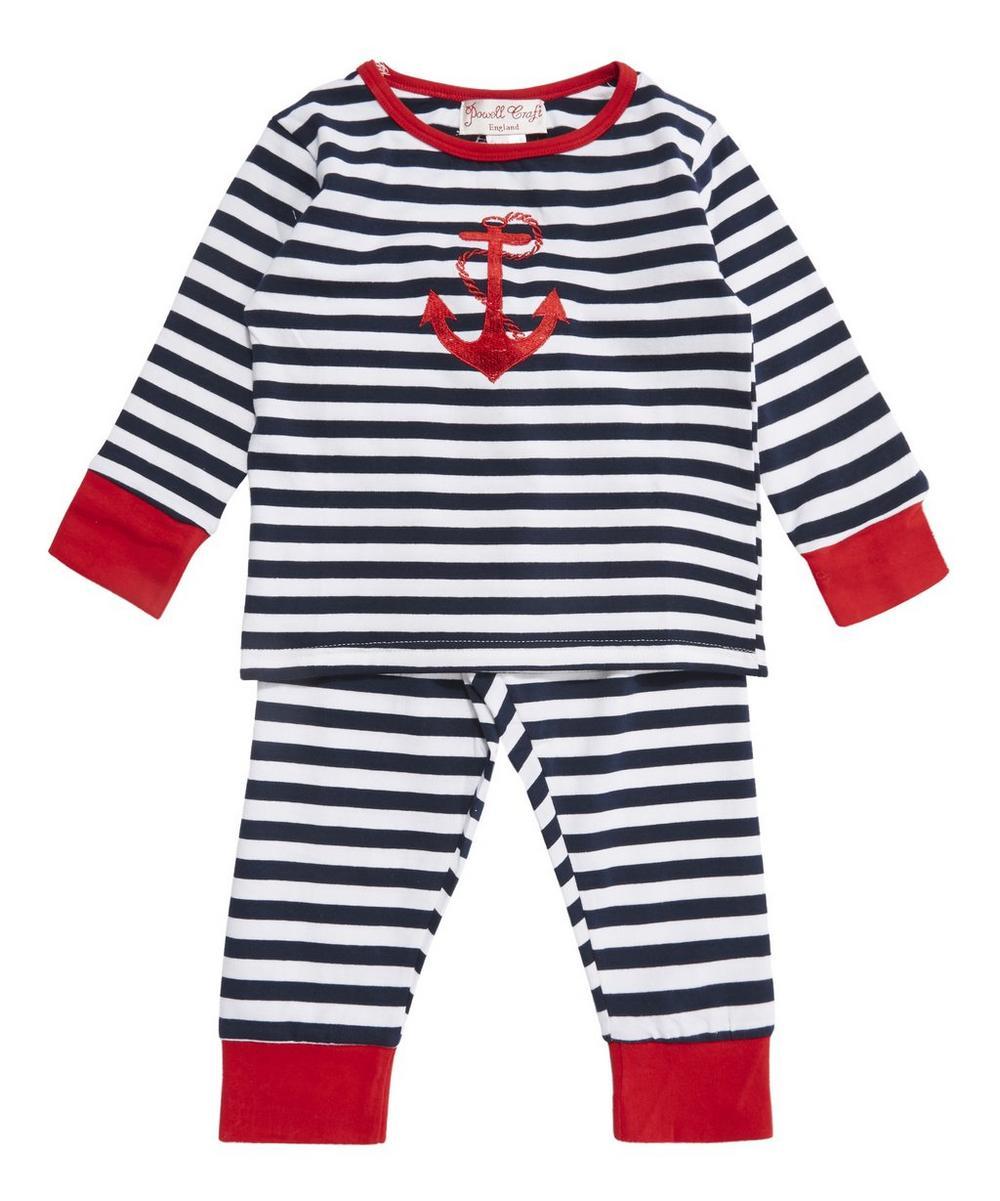 Craft Anchor Pyjama Set