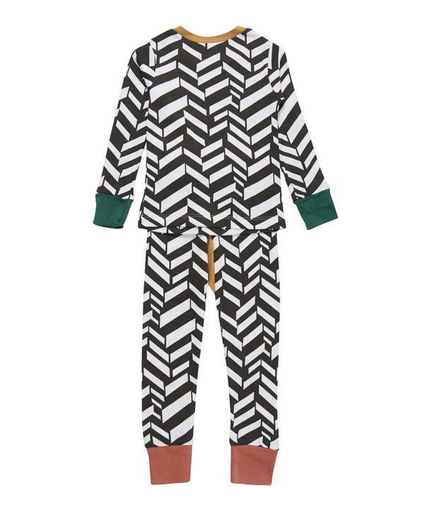 Slym Jyms Helix Print Pyjamas