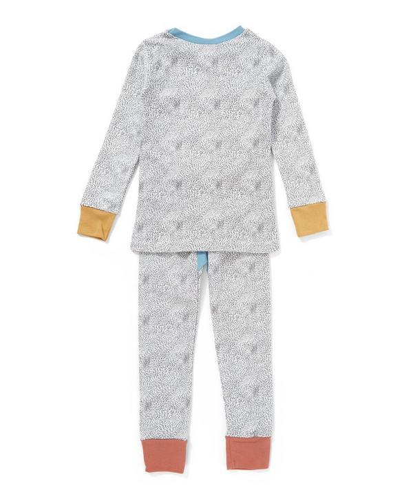 Slim Jyms Coco Print Pyjamas