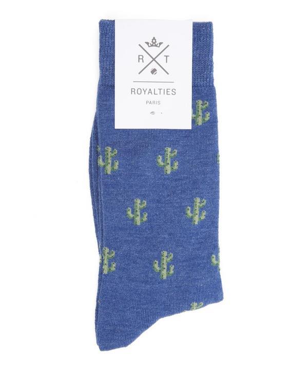 Arizona Cactus Socks