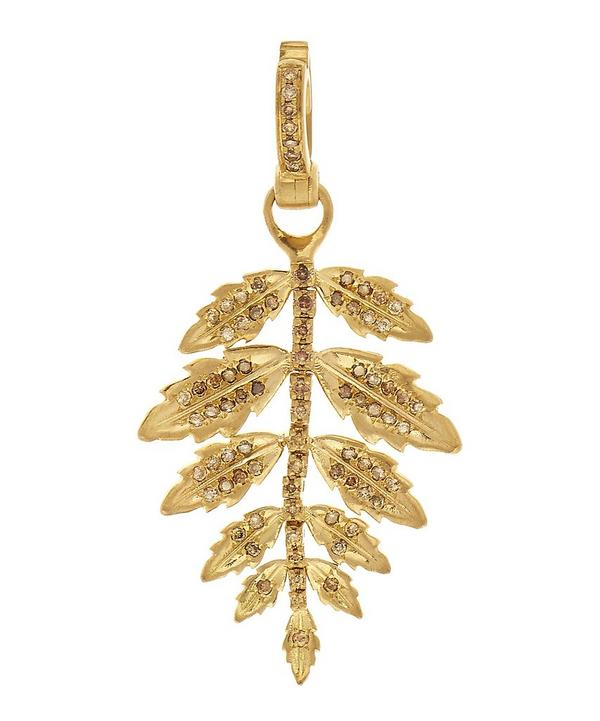 Mythology Fern Amulet