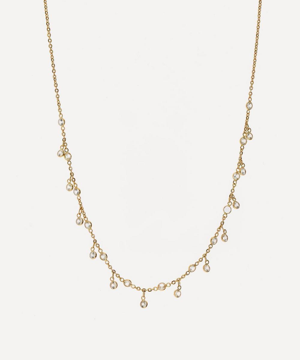 Nectar Jasmine Droplet Necklace