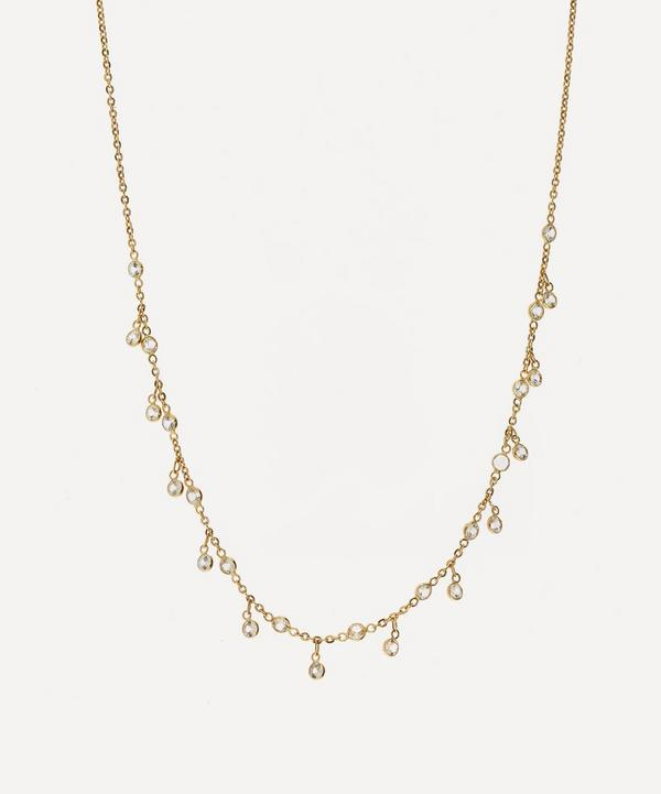 Nectar Jasmine Droplet Necklace