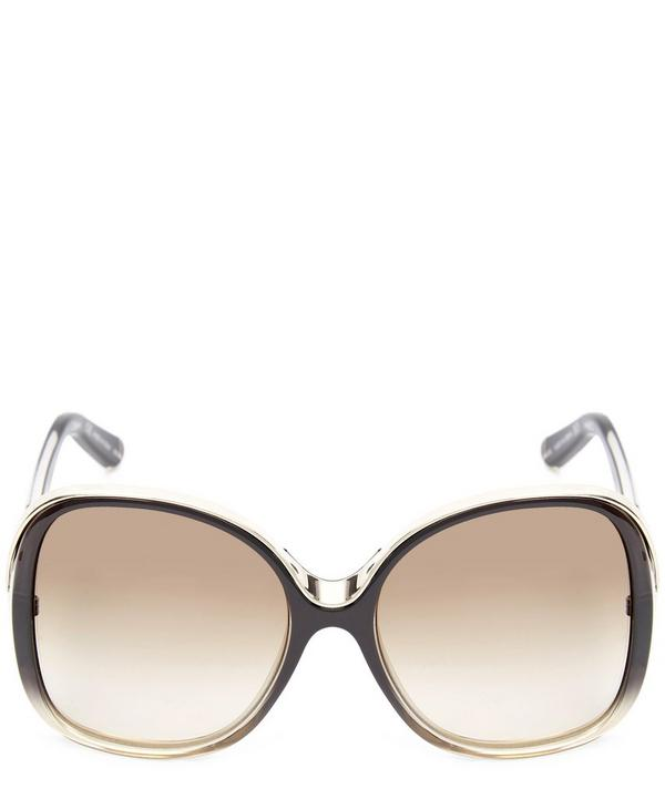 Mandy Oversized Round Sunglasses