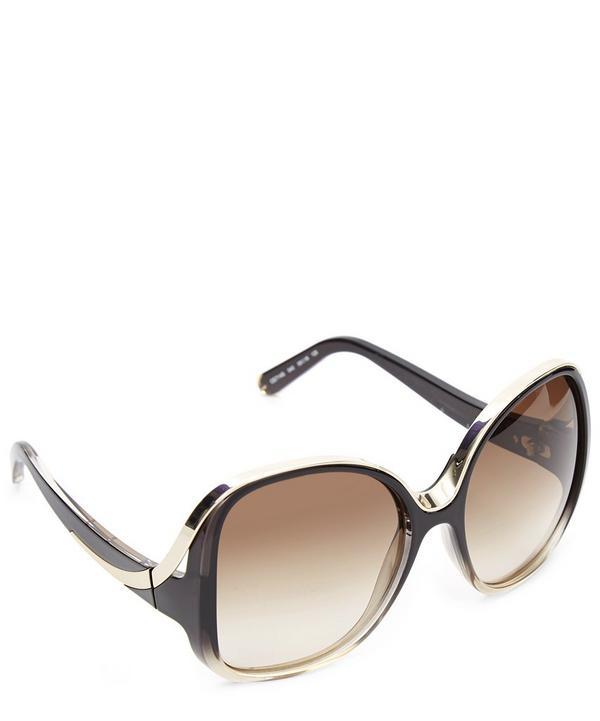 Mandy Oversized Round Sunglasses