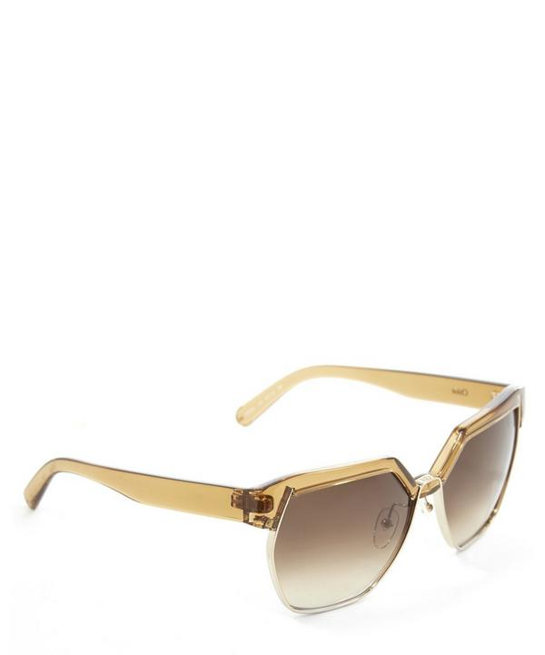 Dafne Angular Sunglasses