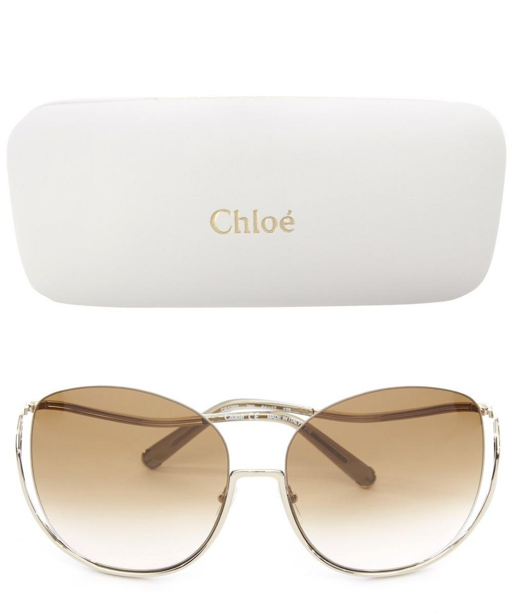 Milla Oversized Sunglasses