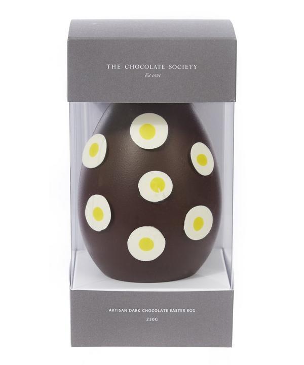Fried Egg Easter Egg