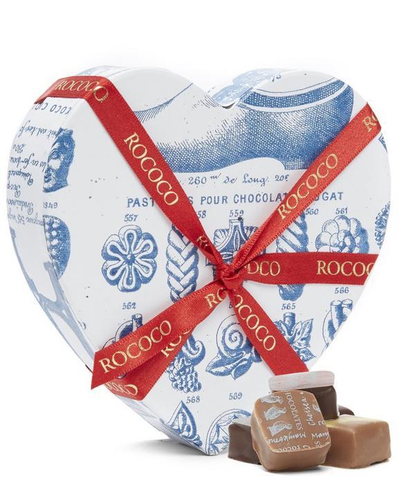 Ganache Heart Box