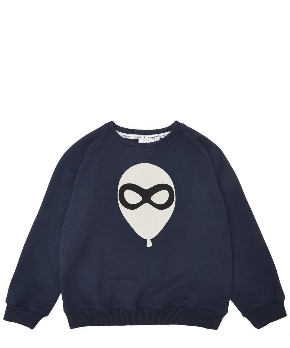 Balloon Man Cool Kid Sweatshirt
