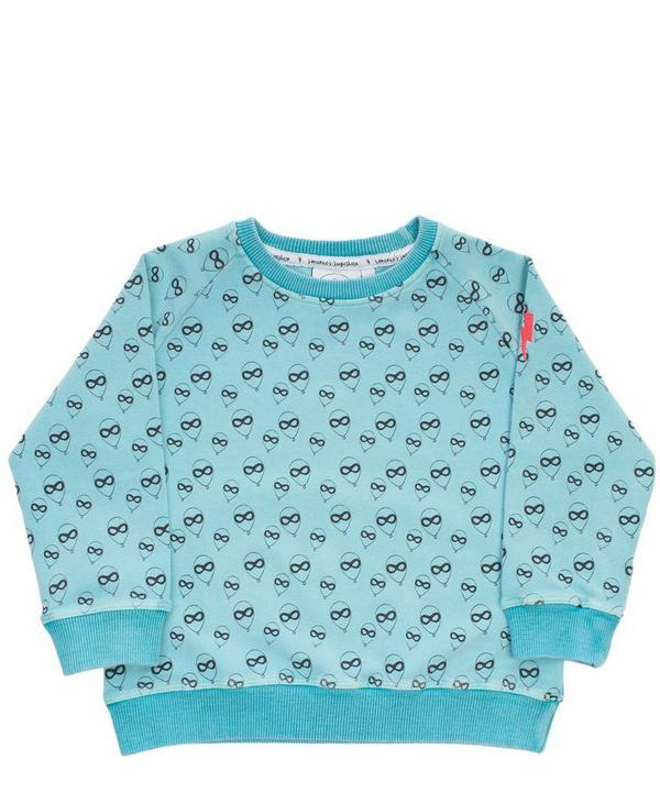 Balloon Man Cool Kid Sweatshirt