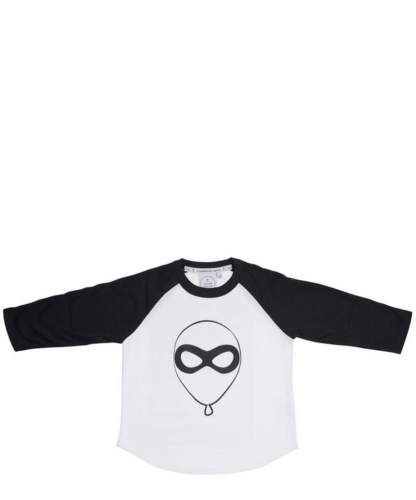 Balloon Man Super Charged Raglan T-Shirt