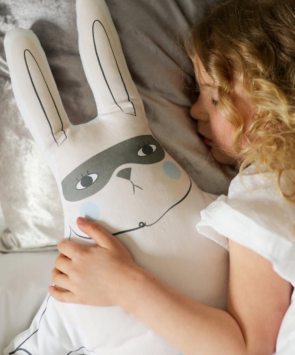 Superhero Sleep Buddy Bunny