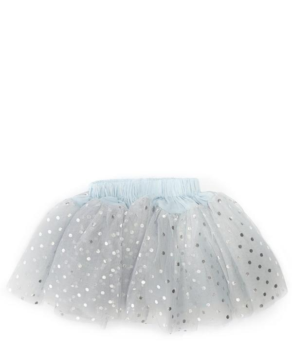 Spotted Party Skirt