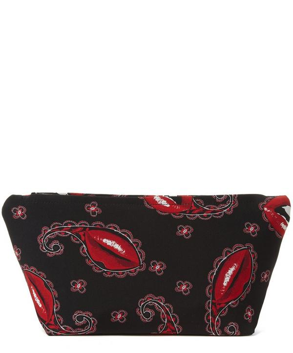 Exclusive Lips Cosmetic Bag