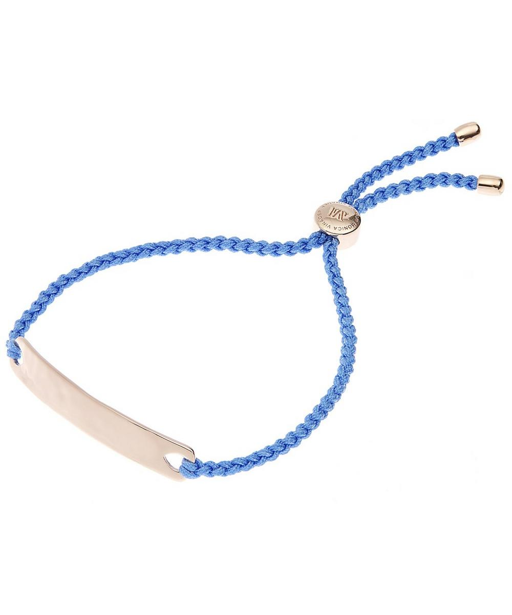 Rose Gold-Plated Havana Friendship Bracelet