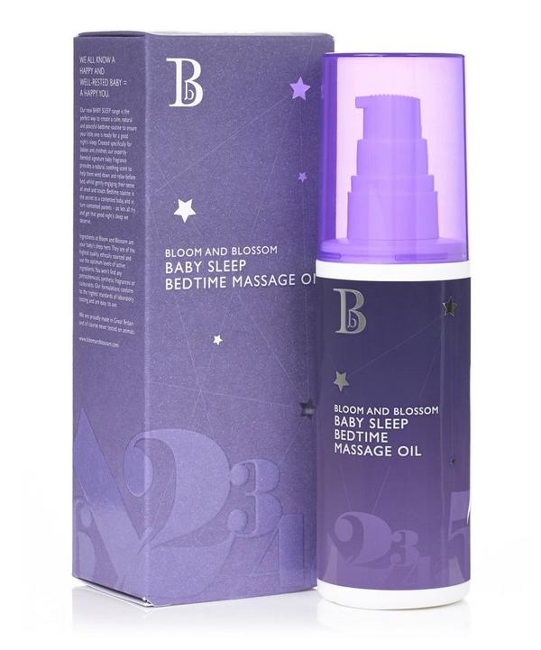 Baby Sleep Bedtime Massage Oil 100ml