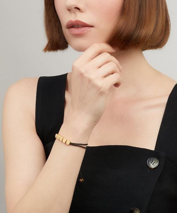 Linear Bead Friendship Bracelet