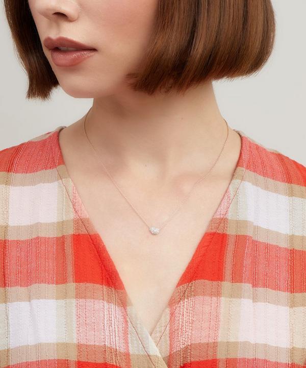 Nura Mini Heart Necklace
