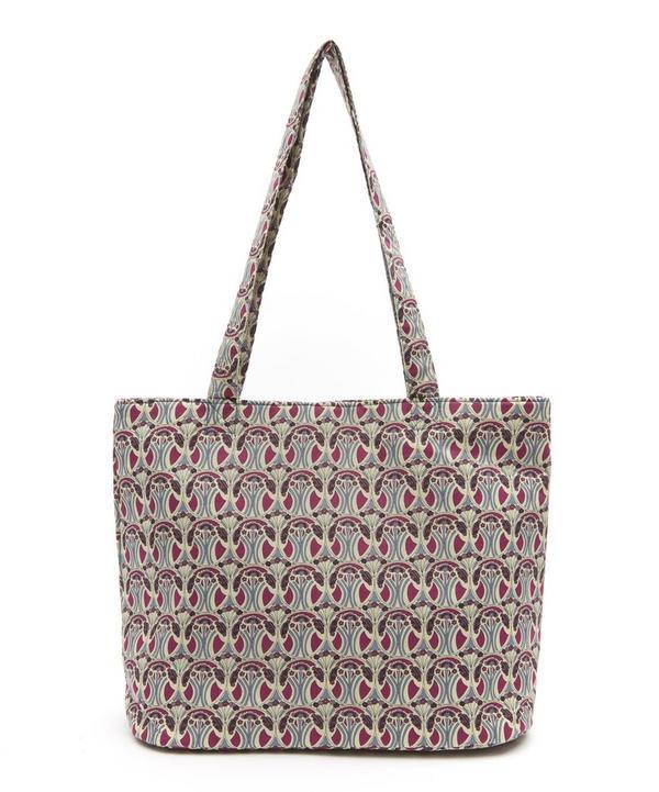 Mauverina Tote Bag