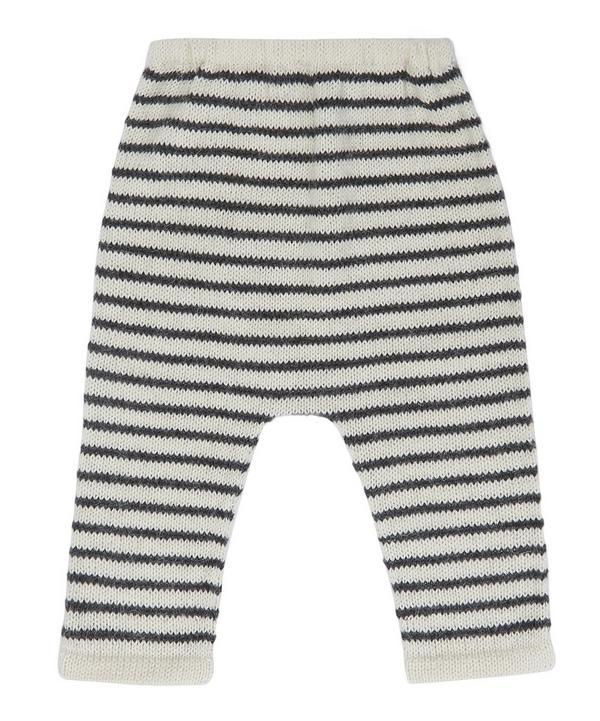 Stripe Hammer Trousers