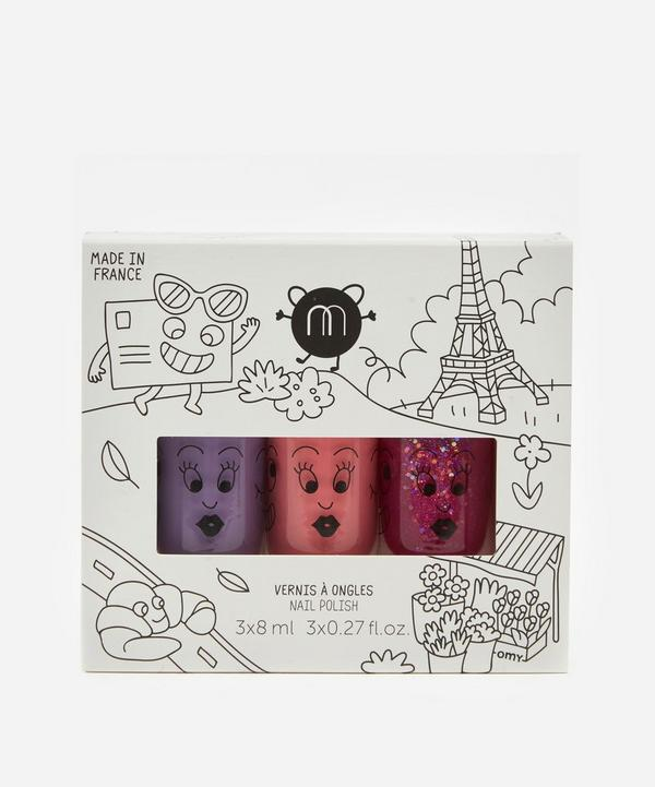 Kids City Nail Polish Set
