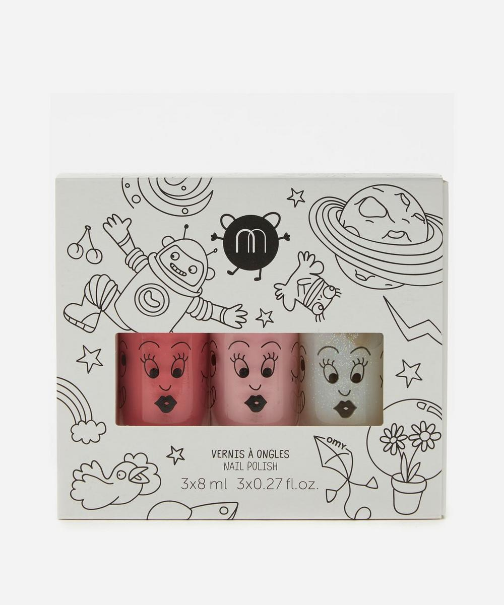 Kids Cosmos Nail Polish Set